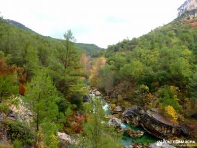puente del pilar fin de año montañas cuevas del aguila cebreros